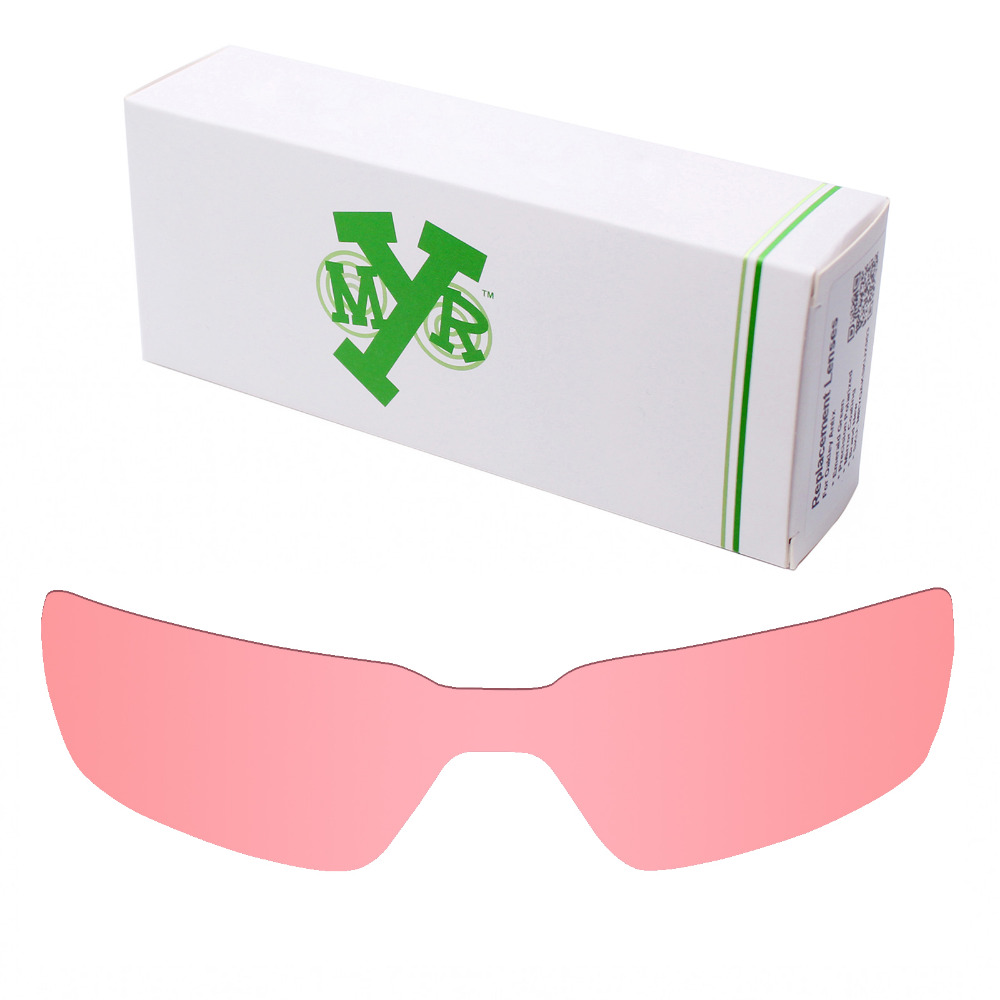79491681bae Mryok Replacement Lenses for Oakley Probation X Metal Sunglasses HD Pink-in  Accessories from Apparel Accessories on Aliexpress.com