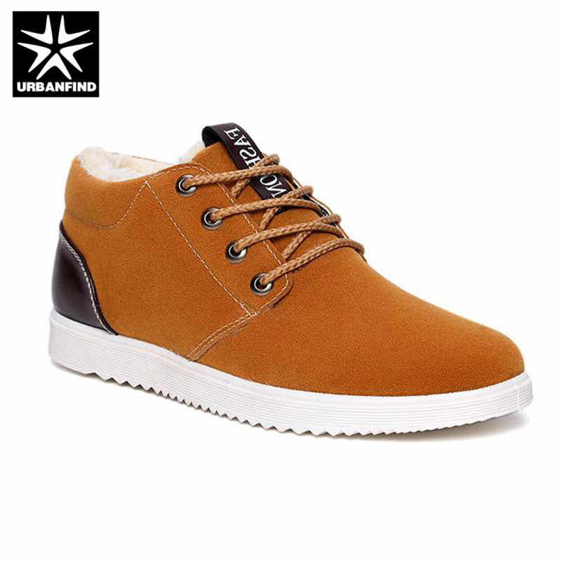 d9de116664a 2019 2018 Men s Shoes Spring And Autumn Men  s Casual Shoes Leisure Winter  Plush For