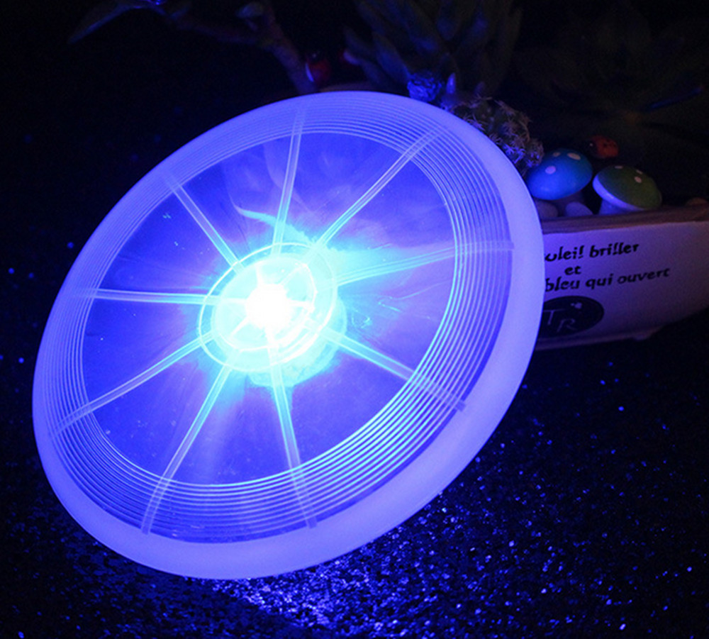 target golf modes light basket with changing up picture of led color options frisbee