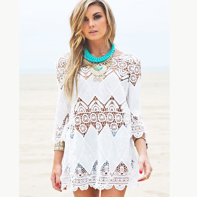 Robe de plage sexy