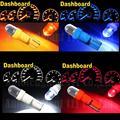 Car T5 LED Side Dashboard Gauge Car Wedge Lamp Bulbs 37 70 73 74 12V Car Speedo Instrument Light White Amber Blue Red Green 20x