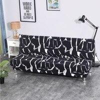 Все включено складной диван-кровать крышка плотная обертка диван полотенце Rekbare Kaft диван-крышка без подлокотника housse de canap cubre диван