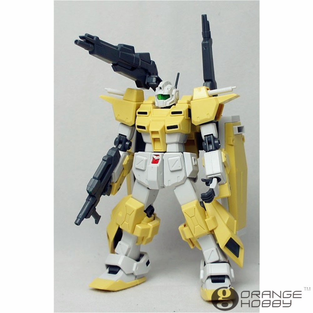 Ohs Bandai Hg Build Fighters 019 1 144 Powered Gm Cardigan Mobile