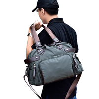 2018 Top Handle Men Bags Fashion Travel Men And Women Suitcase Bag Oxford Cloth Waterproof Large
