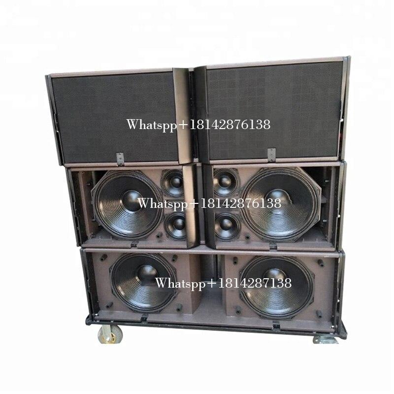 100% Wahr Actpro. Audio Dual 15 Zoll Line Array Lautsprecher Outdoor Sound Actpro Audio K1 Lautsprecher Audio System L-akustik