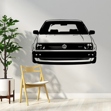 Car Wall Sticker Vinyl Waterproof Art Decal Living Room Bedroom Background
