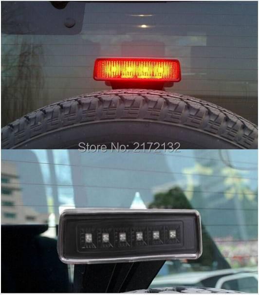 NEW LED Brake Light Red For Jeep Wrangler JK 2007~2015 High Power 15W