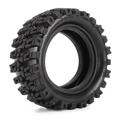 4PCS D1RC 1/10 Super Grip RC CRAWLER CAR 3.2 Inch RC Thick Wheel Tires With Sponge For 1/10 Rc Crawler .