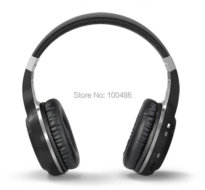 ORIGINAL Bluedio HT Wireless Stereo Bluetooth 4.1 Sports Headphone built-in Mic handset for calls and music