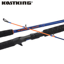 KastKing Kasnake 2.21m 2.28m Casting Fishing Rod Equipped with 24+30 Ton Carbon Fiber H XH Power for Snakehead in Fresh Water