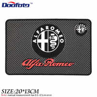 Doofoto voiture style intérieur décoration tapis étui pour Alfa Romeo 159 147 156 Giulietta Sp Mito Protection accessoires voiture style