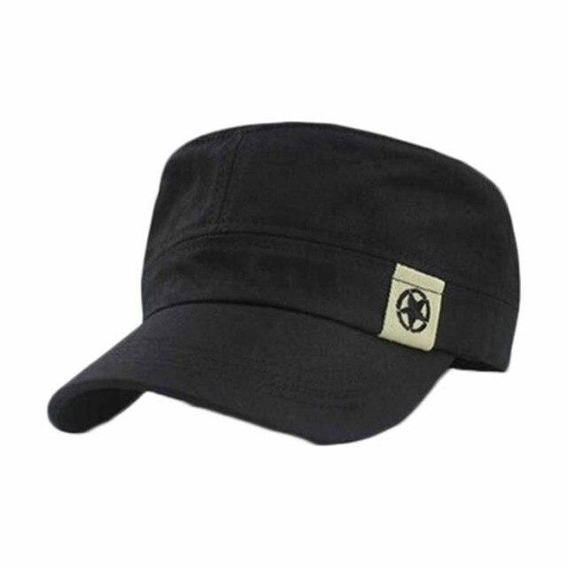 Tetto piano del cappello femminile Cadetto Patrol Cespuglio Cappello Da  Baseball Cap Campo berretto da baseball 8878ee646810