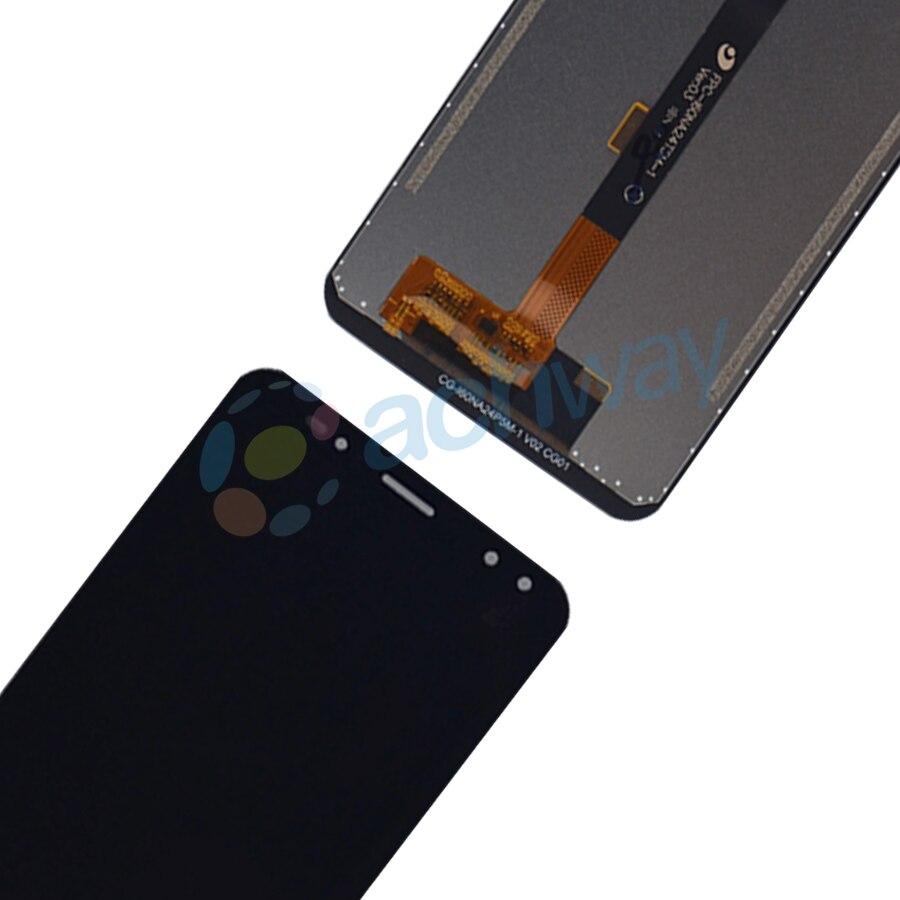LCD con digitalizador de pantalla táctil para Ulefone Power 3 - 4