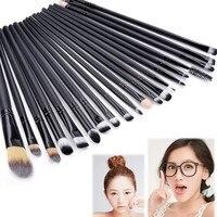 20 PCS Professional Makeup Brush Sets Tools Cosmetic Brush Powder Foundation Lip Brush Tool Dropshipping 22
