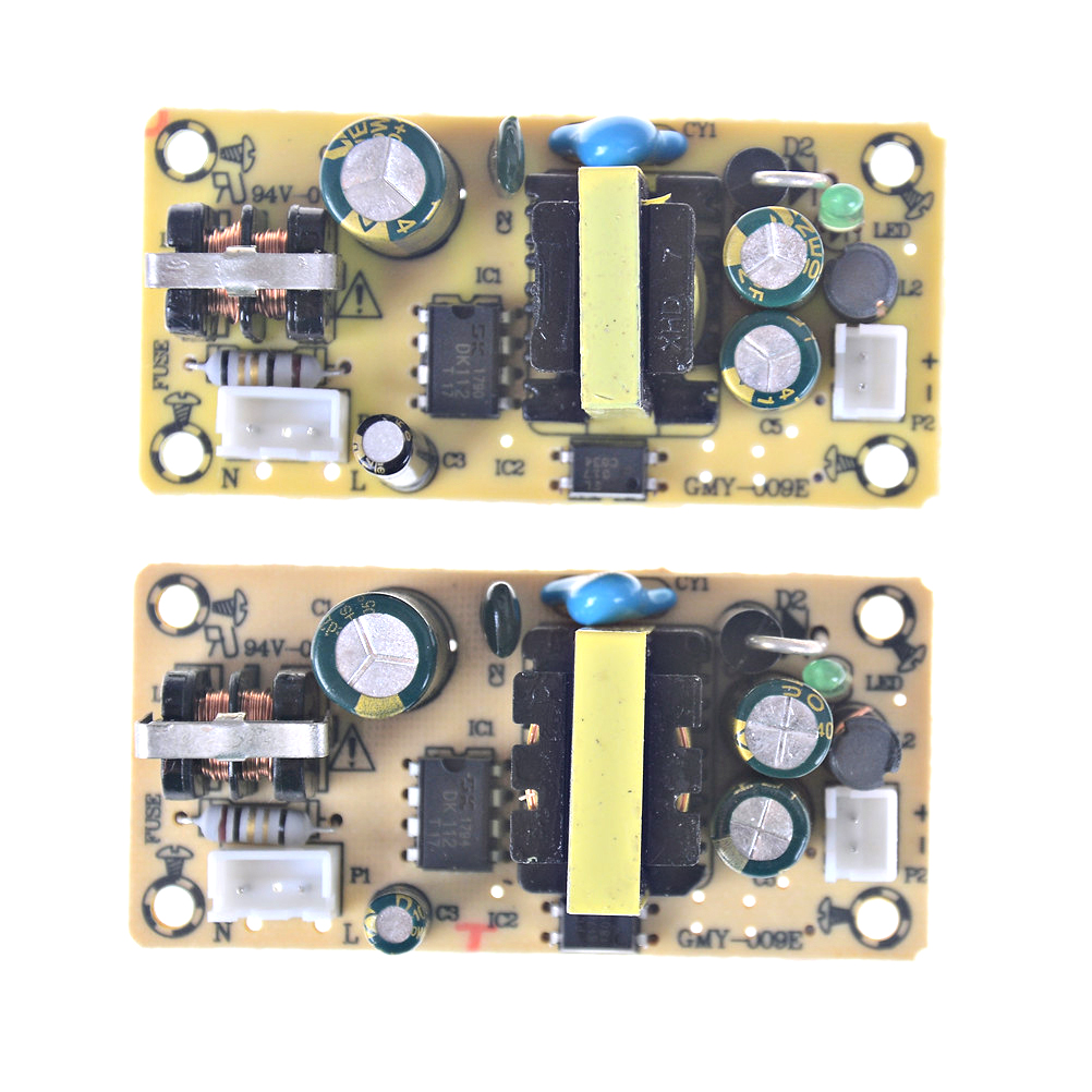 AC-DC 12V3A 24V1 5A Switching Power Supply Module Bare Circuit 100-265V To  12V 5V Board TL431 Regulator For Replace/Repair