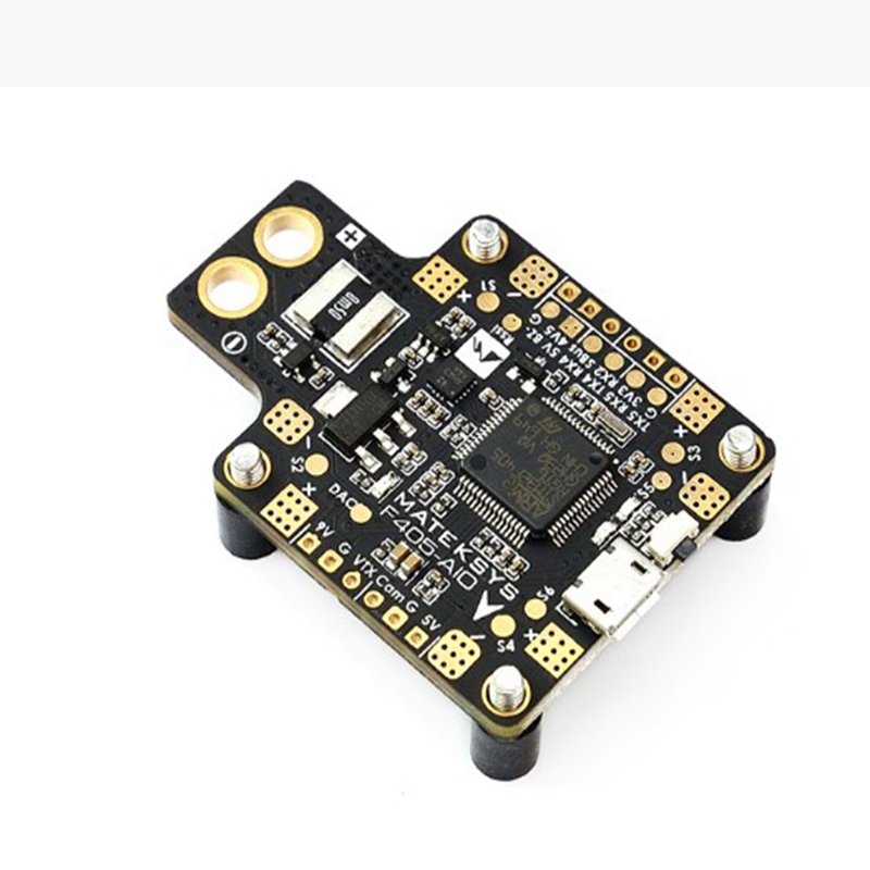 Matek Systems BetaFlight F405-AIO STM32F405 Flight Controller Built-in PDB 5V/2A & 9V/2A Dual BEC soft computing based techniques in cellular manufacturing systems