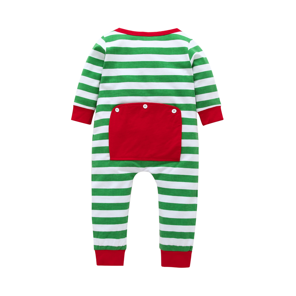 a8af32d783a 2018 christmas baby girl clothes soft fleece kids one pieces Jumpsuits  Pajamas 0-24M infant girl boys clothes baby costumes !!