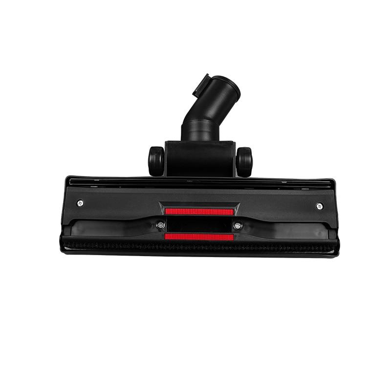 32mm Universal black vacuum cleaner floor brush with wheels and high efficiency for RO1217 RO1321 RO1132 etc