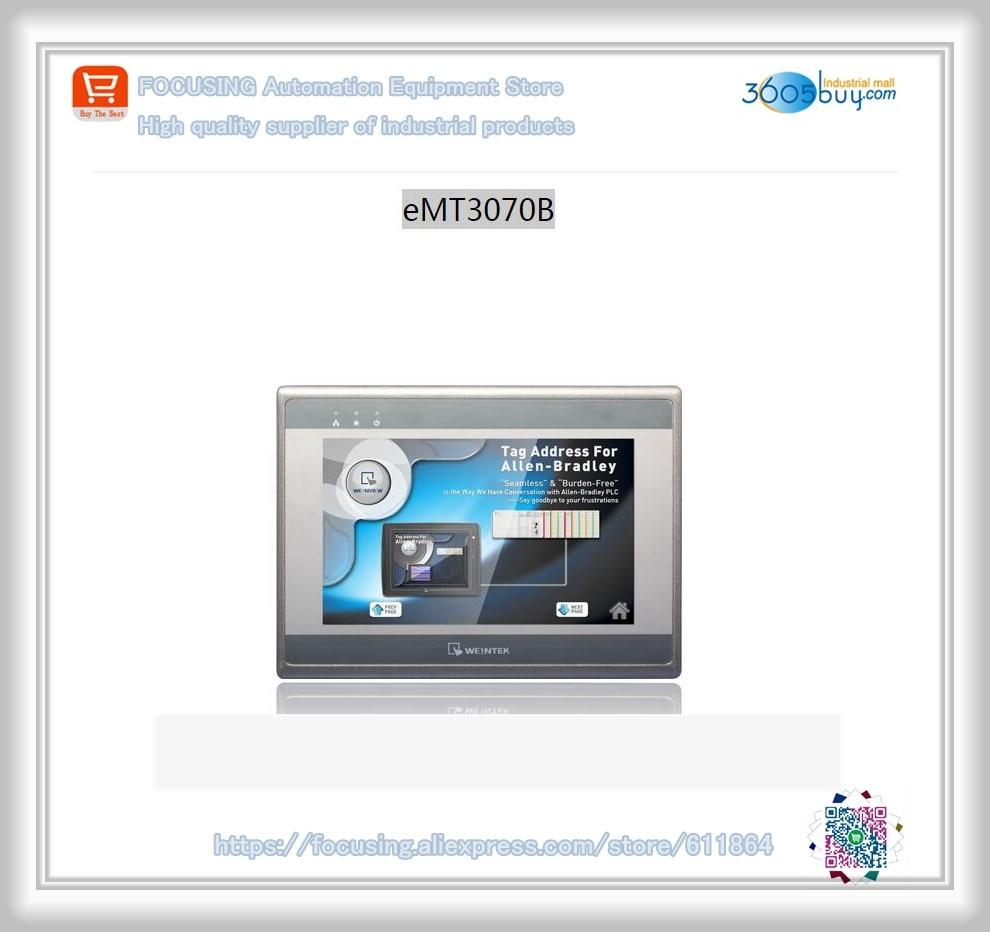 все цены на Orignal new in box for touch panel EMT3070B HMI онлайн