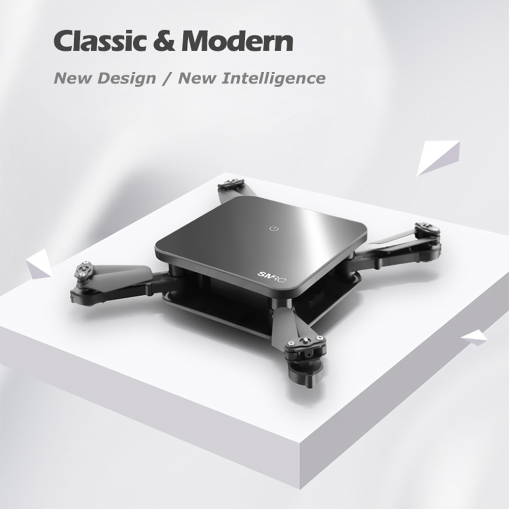 Mini Pocket WIFI FPV Quadcopter Foldable Drone Camera 2.0MP HD Remote Control 3