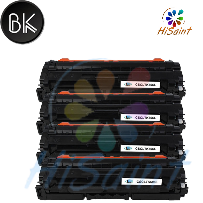 ФОТО Free shipping  2016 New [Hisaint] for Samsung 506 CLT-506L ELS  Compatible Toner for Samsung CLX-6260FD 6260ND CLP-680ND