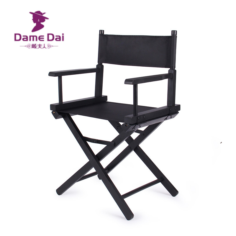 Wooden Foldable Directors Chair Canvas Seat And Back Outdoor Furniture  Portable Wood Director Chairs Folding Camping Beach Chair In Beach Chairs  From ...