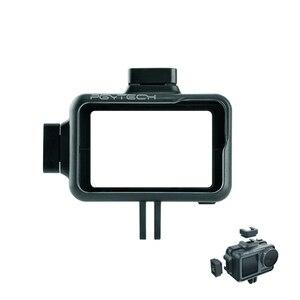 Image 1 - PGYTECH caméra Cage accessoire Protection boîtier cadre boîtier universel Interface extension accessoires pour DJI OSMO Action