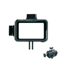 PGYTECH هيكل قفصي الشكل للكاميرا التبعي حماية الإسكان إطار حالة العالمي واجهة التوسع اكسسوارات ل DJI OSMO العمل