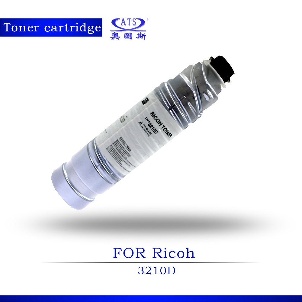 ФОТО 1PCS 550G Photocopy machine Toner Cartridge For Ricoh AFicio Compatible 3210D AF2035 2045 3035 3045 Copier Parts AF 2035