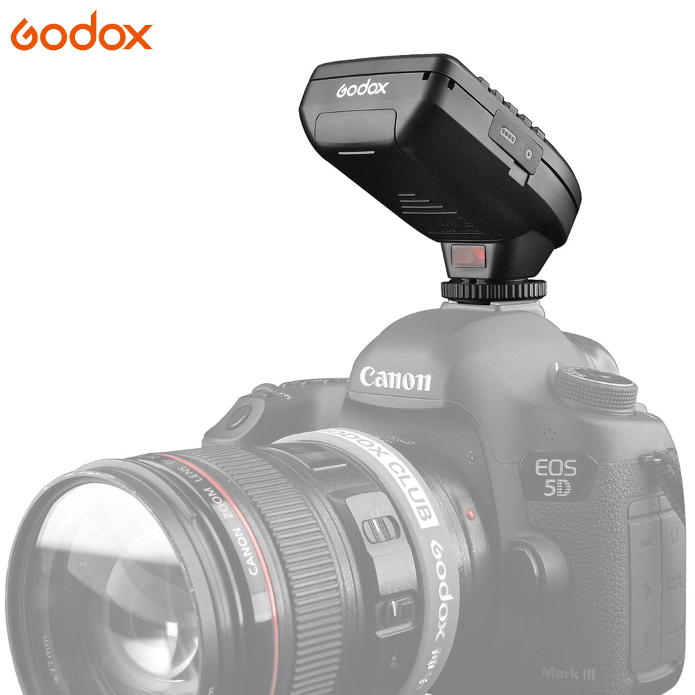 Image 4 - Godox Xpro Series Flash Trigger Transmitter Xpro C/N/S/F/O for all Type Camera for Canon Nikon Sony Olympus Panasonic Fuji-in Shutter Release from Consumer Electronics