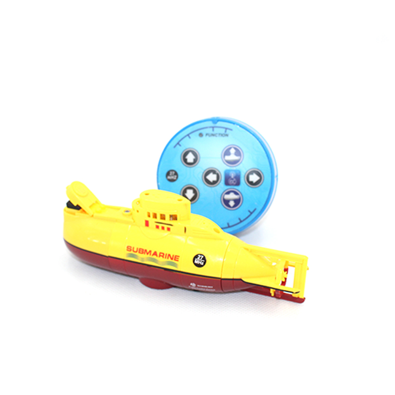 Image 2 - RC boat  Mini Submarine RC Speedboat  High Powered 3.7V Large Model RC  toys Submarine Outdoor  with the Model Electric Kids toy-in RC Submarine from Toys & Hobbies
