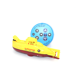 Image 2 - RC boat  Mini Submarine RC Speedboat  High Powered 3.7V Large Model RC  toys Submarine Outdoor  with the Model Electric Kids toy