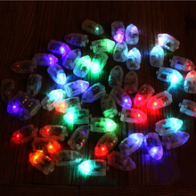 50pcs/lot High Brightness LED Balloon Light Glow Flash Ball Lamps for Paper Lantern Balloon birthday party decoration mini ball
