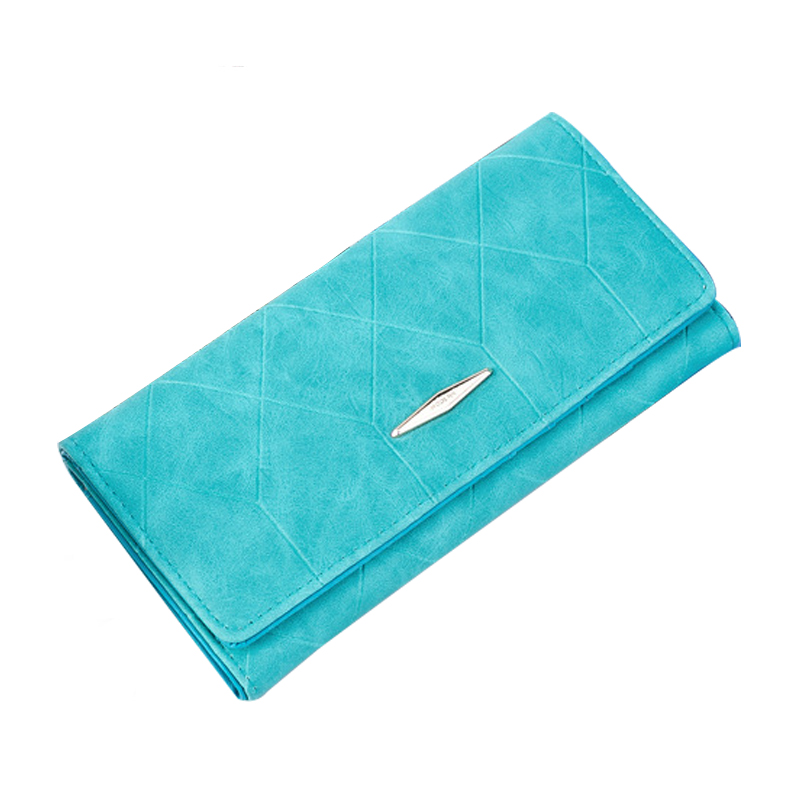 Wallet Women Purse Leather Wallet Female Coin Purse Long Card Holder Women Money Bag Fashion Women Handy Clutch High Quality 2016 new high quality ladies purse fashion women bifold leather clutch card holder purse long handbag female long section wallet