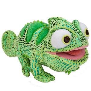 Image 1 - Милые животные Паскаль Хамелеон ящерица плюшевые игрушки мягкие животные 20 см 8 дюймов детские игрушки для девочек Подарки для детей