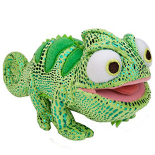 Leuke Pet Pascal Kameleon Hagedis Knuffels Knuffels 20Cm 8 Baby Kids Meisjes Speelgoed Voor Kinderen Cadeaus