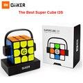 Xiaomi Giiker i3s Кубик Рубика AI Интеллектуальный супер куб умный волшебный Магнитный Bluetooth приложение синхронизация головоломка игрушки для дете...