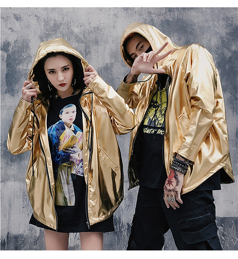 Women's Clothing Nice Neploe Women Tops Harajuku Laser Dinosaur Hooded Jackets Sunproof Coat 2019 Summer Loose Casual White Pink Korean Clothes 39080 High Quality
