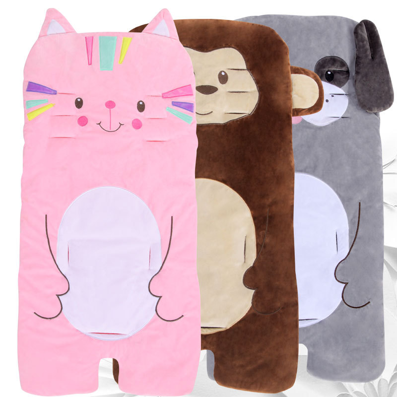 Cartoon baby trolley warm cushion cart cushion for children, soft and breathable throughout the year. товары для женщин lovely jewelry