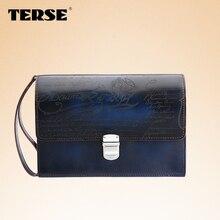 TERSE_High qualität neue design tasche rindsleder kupplung brieftasche fabrik zu kunden luxus marke leder handgefertigte tasche