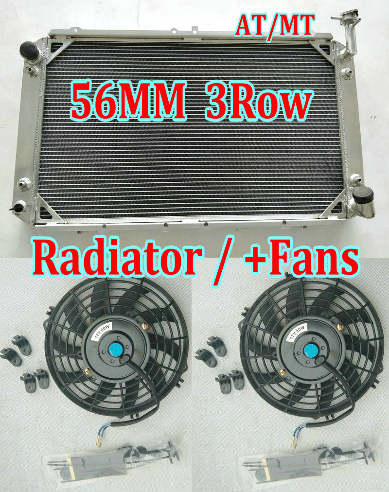 New At/mt Aluminum Radiator For Nissan Patrol Safari Gq Ford Maverick Da Y60 4.2l Tb42s Tb42e Petrol 1987-1998 Fans 2019 Latest Style Online Sale 50% Oil Coolers Back To Search Resultsautomobiles & Motorcycles