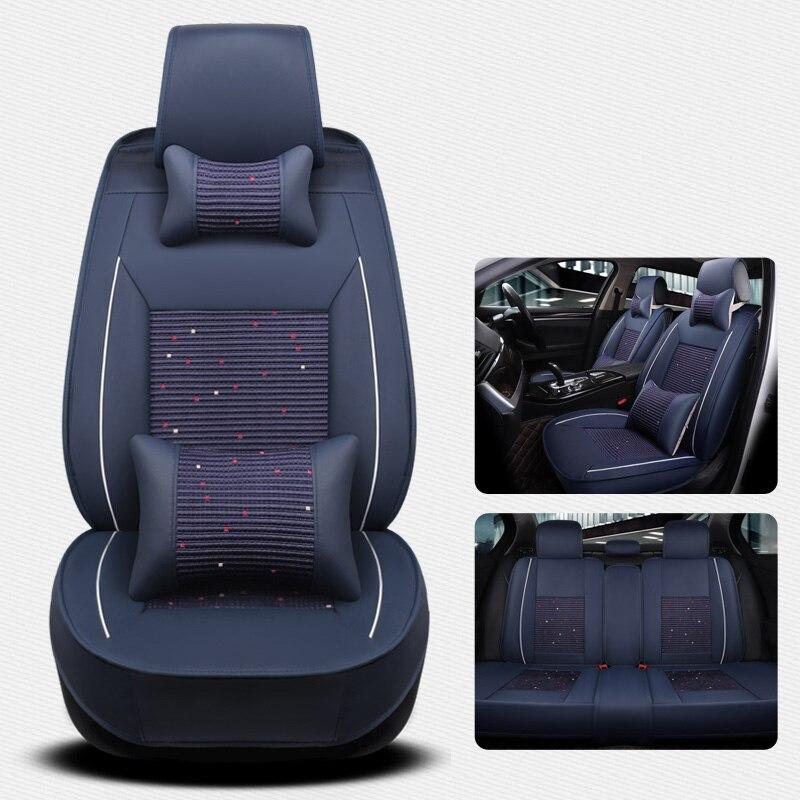 Универсальный автомобильный чехол для сиденья авто Чехлы для Infiniti QX50L S51 S50 FX35 FX37 FX50 FX30d Q40 Q30 Q70L M45 m56 M35h M30d M37 EX35