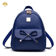 Мы больше Для женщин рюкзак кожаный Рюкзаки softback Сумки Производитель Сумка Элегантный дизайн сумка Повседневное Рюкзаки подростков рюкзак мешок