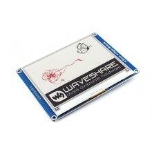 4.2 cal wyświetlacz e ink moduł z 400x300 rozdzielczość interfejs SPI czerwony czarny biały trójkolorowy dla Raspberry Pi Arduino