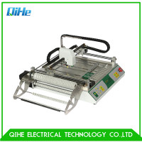 Mini Automatic High Speed SMT LED Led Bulb Manufacturing Machine Assembly Line Mounting Electronic Products Machinery