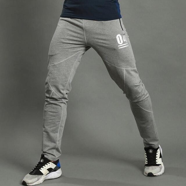 18ee071490b 2017 Top Fashion Casual Men Pants New Design Brand Sweatpants Long Pants  Slim Fit Straight Trousers Men Pantalon Homme