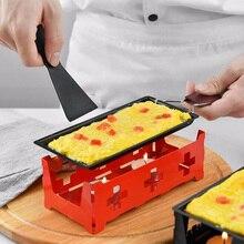 1 Набор, печь для запеченного сыра, печь для расплава сыра, сковорода для барбекю, доска для сыра, антипригарный противень для выпечки, кухонные гаджеты, гриль, раклетница для сыра, набор, железо
