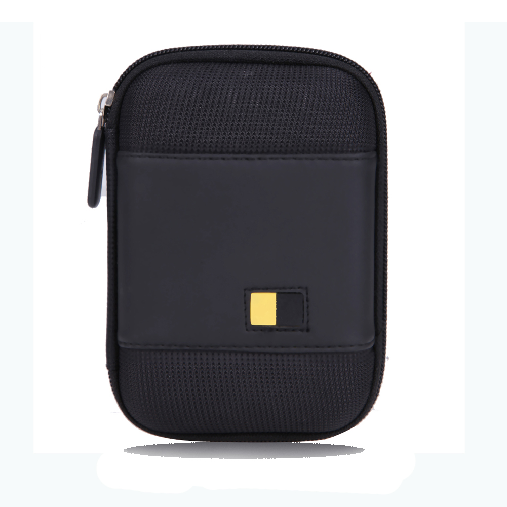 Hard EVA PU Carrying Case Bag HDD Protector Case Hard Pouch Carrying Case Bag For 2.5 Inch Portable External Hard Drive