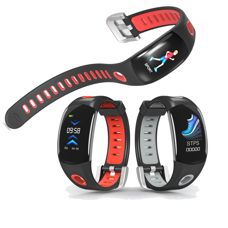 Fit M band 3 life 3D Dynamic UI Fitness tracker Bracelet with Heart Rate Monitor Pedometer Smart Watch IP68 relogio inteligente Smart Wristbands    - title=