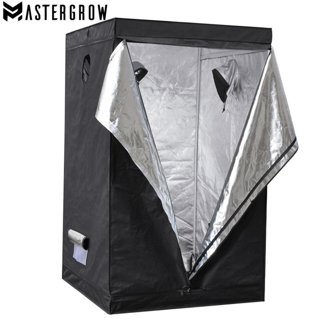 MasterGrow 120X120X200cm Indoor Hydroponics Grow Tent Grow Room Plant Growing Reflective Mylar Non Toxic  sc 1 st  AliExpress.com : growing tent - memphite.com